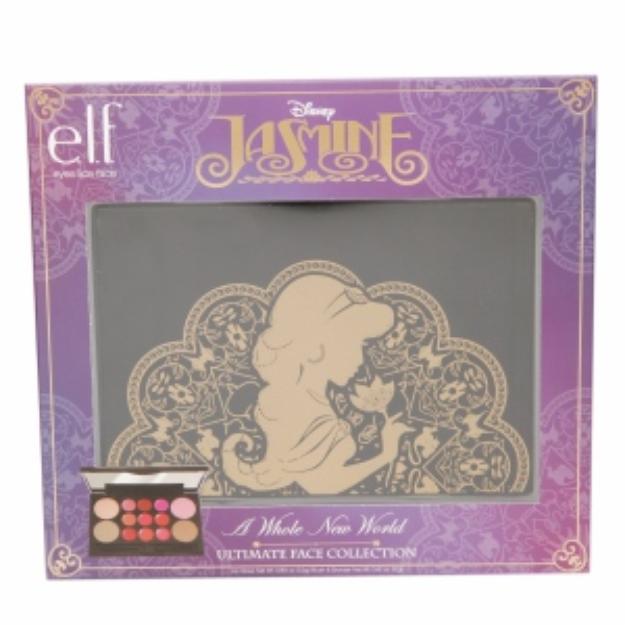 e.l.f. Disney Jasmine A Whole New World Ultimate Face Collection set