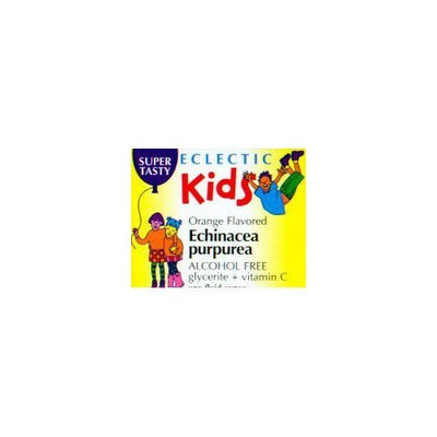 Kids Echinacea Purpurea - Orange No Alcohol Eclectic Institute 1 oz Liquid