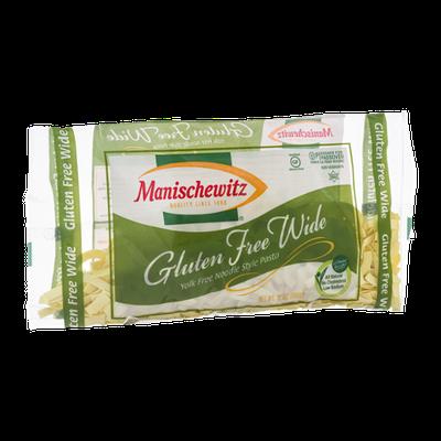Manishchewitz Gluten Free Wide Egg Noodles