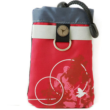 Sakar P20ECOPNK Eco Trends Personal Carry Pouch Pink