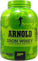 Arnold Schwarzenegger Series Iron Whey Banana Swirl 5 lbs