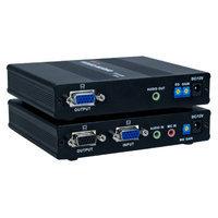 QVS VAC5-E 180-Meter VGA/QXGA CAT5e/RJ45 Extender Kit
