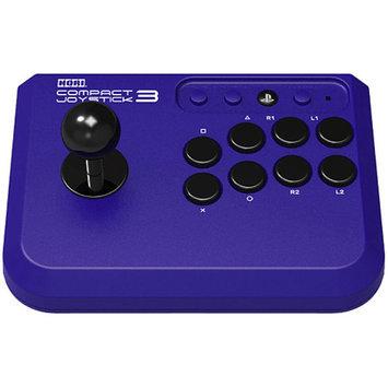 Hori PS3 Fighting Stick Mini, Blue (PlayStation 3)