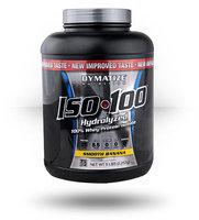 Dymatize Iso-100 5Lb Banana
