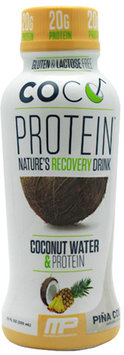 Muscle Pharm 4820147 Coco Protein Pina Colada