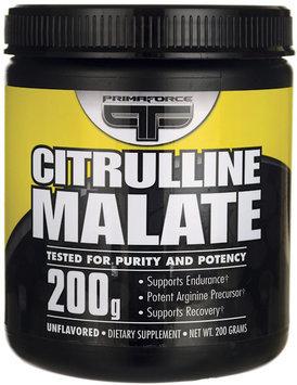 Primaforce Citrulline Malate Unflavored 200 g