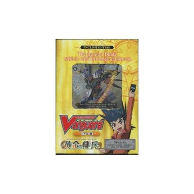 Cardfight Vanguard English Golden Mechanical Soldier Trial Deck Vol 3