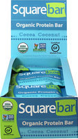 Square Bar Cocoa Coconut