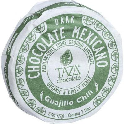 Taza Chocolate Organic Chocolate Mexicano Disc Guajillo chili 2.7 oz
