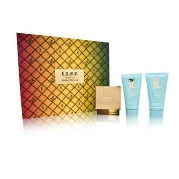 L L.A.M.B. Fragrance by Gwen Stefani for Women 3 Piece Set Includes: 1.7 oz Eau de Parfum Spray + 2.5 oz All Over Me Body Lotion + 2.5 oz All Over Me Shower Gel
