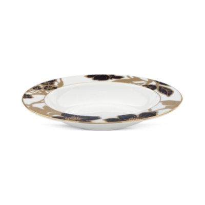 Lenox Minstrel Gold Rim Soup Bowl