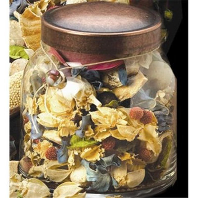 Acheerfulgiver A Cheerful Candle BBAG109 Potpourri 8Oz. Bag Crisp Cotton Pack Of 6