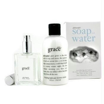 Philosophy Pure Grace Soap and Water Gift Set
