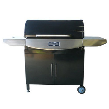 Hearthdistribution.com Inc Smoke-N-Hot Supreme Pellet Grill