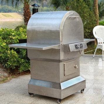 Smoke-N-Hot Outdoor Pellet Grill