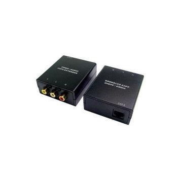 Calradelectronics Calrad Electronics Small-Compact Audio-Video Balun