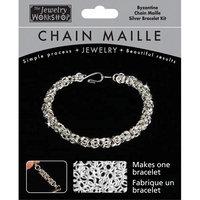 The Jewelry Workshop Byzantine Bracelet Kit