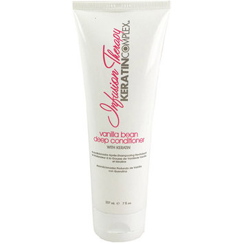 Keratin Complex Vanilla Bean Deep Conditioner - 7 oz