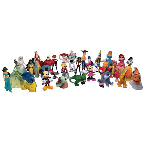 Disney Ultimate Figurine Collection [Set of 30]