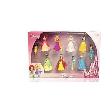 Cactus Game Design Disney Princess Figurines 10 Pack DCF11348