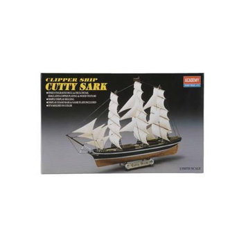 Academy Cutty Sark Model Kit - Model Rectifier Corp. - 1406