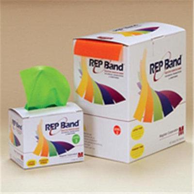 Ball Dynamics REP6M REP Band Latex Free Exercise Bands - Green - Medium