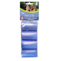 Royal Pet 57060 Case of 12 Bags to Go 60 Refill Bags each