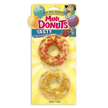 Chewys Chewy's Mini Donuts Dog Treat (2 - Pack)