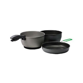 Optimus 8016058 Terra HE 3 pot Cook Set