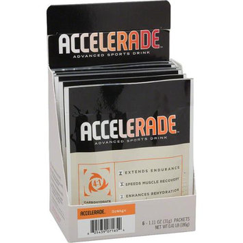 Pacific Health Laboratories Accelerade(tm) Advanced Sports Drink - Orange