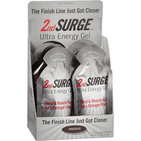 Accelerade 2nd Surge - Chocolate - 8 Packs - Endurance Support