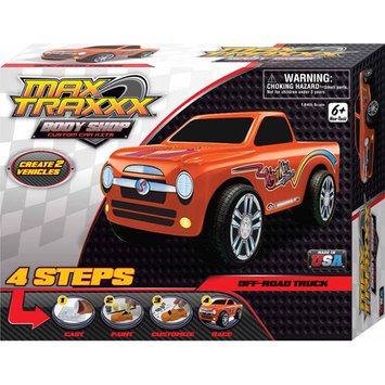 Skullduggery Max Traxxx Body Shop Custom Truck Casting Kit