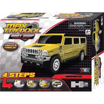 Skullduggery Max Traxxx Body Shop Hummer H2 Casting Kit