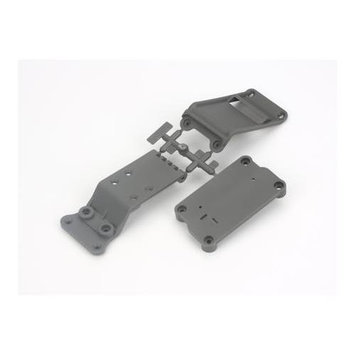 Skid Plate Set: Ruckus ECX2007 ELECTRIX RC