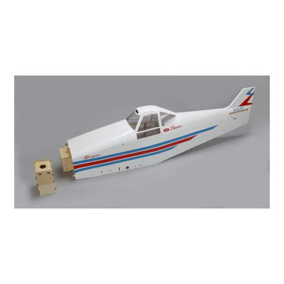 Fuselage with Hatch: 1/3 Scale Pawnee ARF Multi-Colored