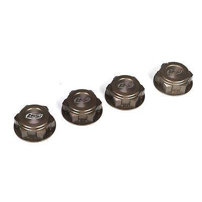 Wheel Nuts, Captured (4): 5IVE-T LOSB3228 LOSI