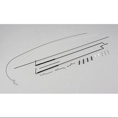 Pushrod Set: Ultra Micro ASK-21 EFLU1226 E-FLITE