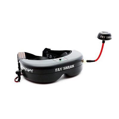 Teleporter V4 Video Headset with Head Tracking SPMVR1100 Spektrum