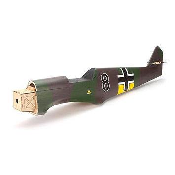 Fuselage w/ Hatch: Bf 109 F-2 60 HAN278501 HANGAR 9