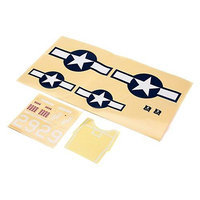 ParkZone PKZ6001 Decal Sheet: F4U-1A New PKZ6001 PARKZONE