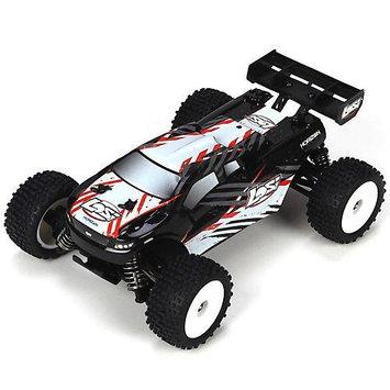 Team Losi Racing Team Losi 1/24 4WD Micro Truggy RTR: Black
