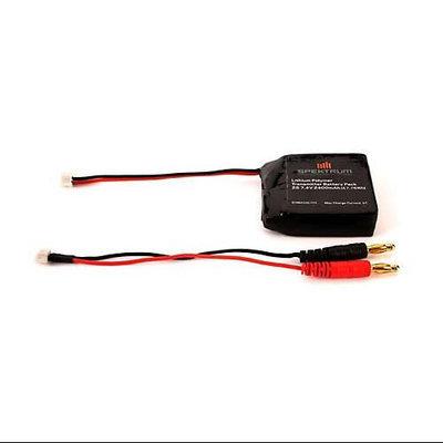 2400mAh LiPo Tx Battery: DX4S SPMB2400LPTX SPEKTRUM