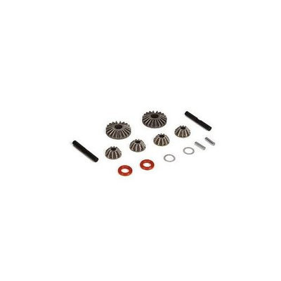 Front Diff Rebuild Kit: Twin Hammers VTR232019 VATERRA