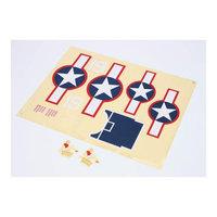 Decal Sheet: Corsair PKZ4603 PARKZONE