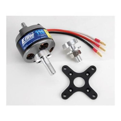 E-flite Power 110 BL Outrunner Motor,295Kv - FREE SHIPPING! Multi-Colored