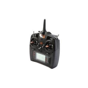 Spektrum DX6 2.4GHz 6-Channel DSMX Transmitter with Built-In Telemetry