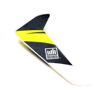 Eflite BLH3120 120SR Vertical Fin with Decal