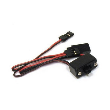 Standard Switch w/Charge Cord EXRA050 EXPERT ELECTRONICS