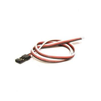 Servo Lead 12-inch Male Standard EXRA220 EXPERT ELECTRONICS