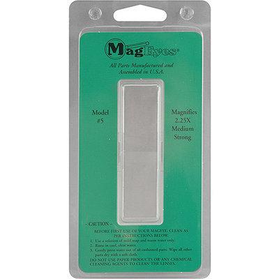 Mag Eyes 72375 MagEyes Magnifier Lens-No. 5 - 2.25X